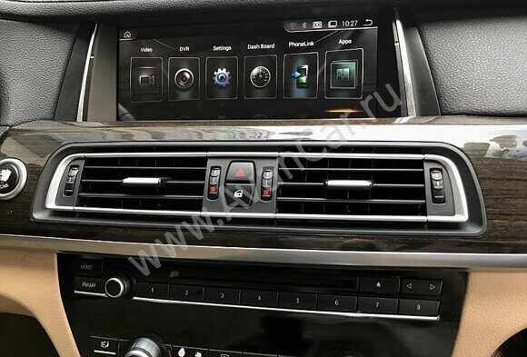 BMW 7 SER-ANDROID